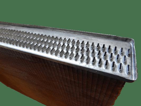 Colmeia radiador GM C60 Chevrolet Brasil 55 a 81