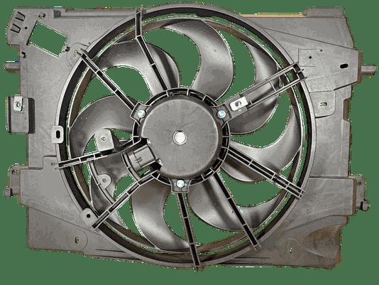 Eletroventilador Gmv Logan / Sandero / Duster / Captur