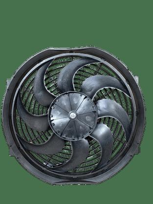 Eletro Ventilador GMV Universal 14 POL -12 Volts 110W