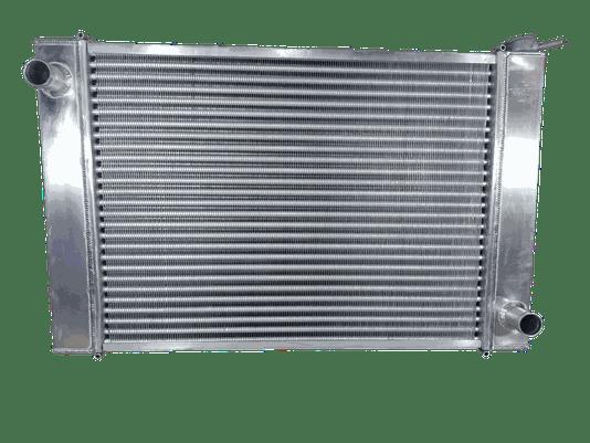Radiador GM A20 C20 6 cc gas/alcool1985 à 1989 aluminio