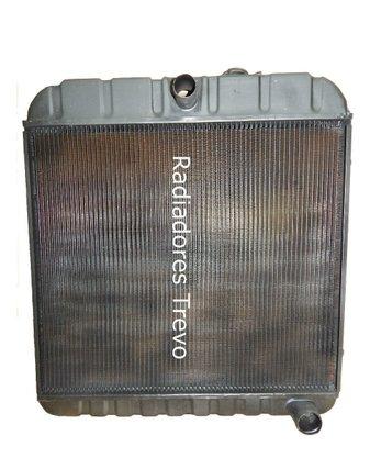 Radiador agua GM C10 Veraneio 6 Cc67/84