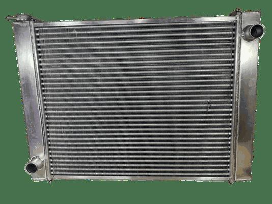 Radiador agua GM D60 1988 1989 1990 Matra Aluminio