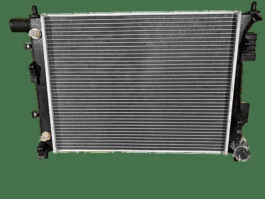 Radiador Agua Hyundai Hb20 Hb20s Veloster Automatico