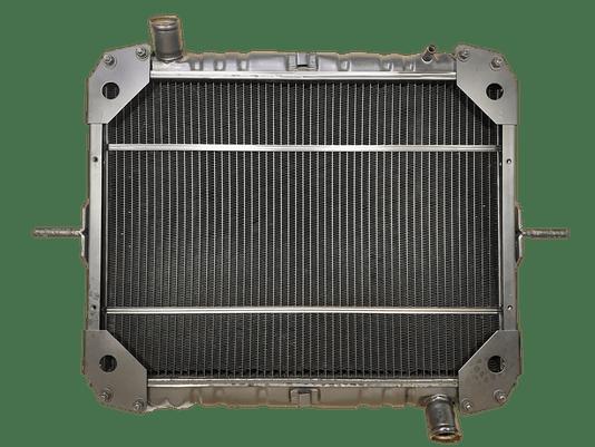 Radiador agua MB 1215 Cara Chata