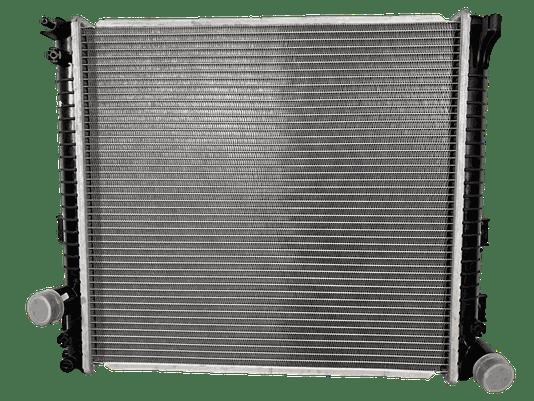 Radiador Agua Mercedes Benz Accelo 715 815 915 aluminio