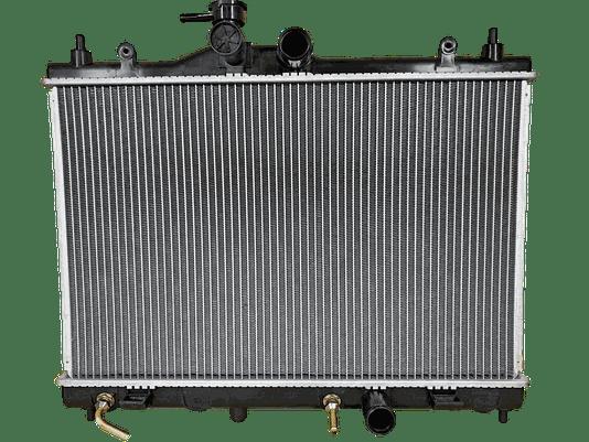 Radiador agua Nissan Tiida 1.8 2008 / Automático