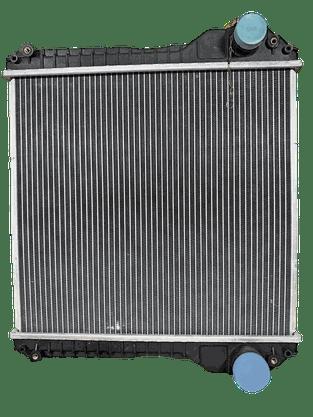 Radiador Agua Retro Escavadeira Case 580l Até 2011