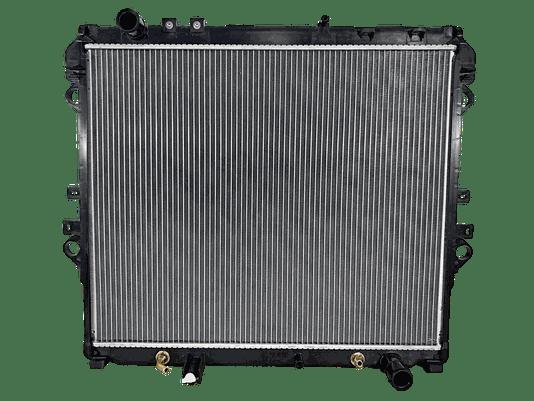 Radiador Agua Toyota Hilux 2.8 3.0 2016/ automatica