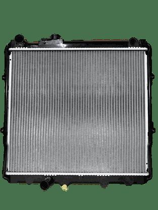 Radiador agua Toyota Hilux 4x4 DLX 2.4/2.8 Diesel 1993/