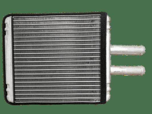 Radiador Ar Quente  Gol Up Saveiro  G5 2009/ Caixa Behr