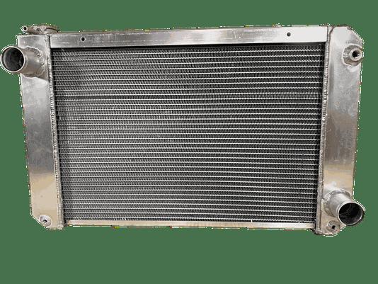 Radiador Empilhadeira Hyundai Brasada Aluminio
