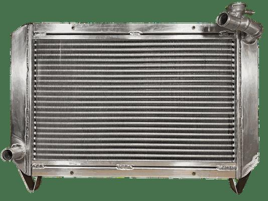 Radiador Ford F1000 92 93 94 Mwm Diesel Turbo Aluminio