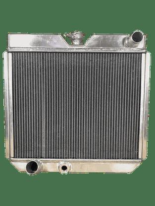 Radiador Ford Maverick 6 cilindros ou 8cc Em Aluminio