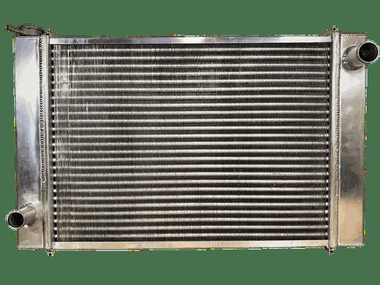 Radiador GM D20 D40 Perkins Maxion 85 a 92 sem AC