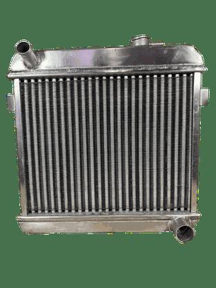 Radiador GM Opala 4cc Aluminio 04 carreiras até 1982