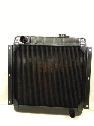 Radiador Toyota Bandeirante motor MB