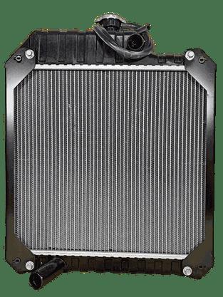 Radiador Trator Massey Ferguson 275 283 290 291 Brasado