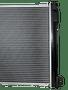 Radiador agua Honda Civic Touring 1.5 turbo 2017/