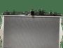 Radiador Agua Jac J3 1.4 / 1.5 16v Manual 2011 2012 /