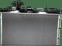 Radiador Toyota Yaris 1.3 1.5 Flex Manual